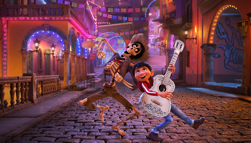 Heritage and Family drive Pixar's latest, COCO is uniquely relevant