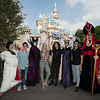 Disney Channel Descendants event at Disneyland and Downtown Disney in Anaheim.<br /> <br />  (Disney Channel/Matt Petit)<br /> DOVE CAMERON, MALEFICENT, SOFIA CARSON, EVIL QUEEN, CAMERON BOYCE, CRUELLA DE VIL, BOOBOO STEWART, JAFAR