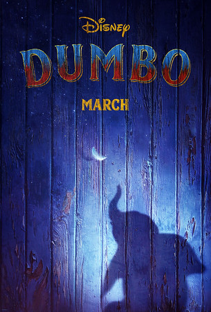 DUMBO live-action teaser and poster released