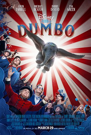 DUMBO issues new poster ahead of trailer launch during CMA's