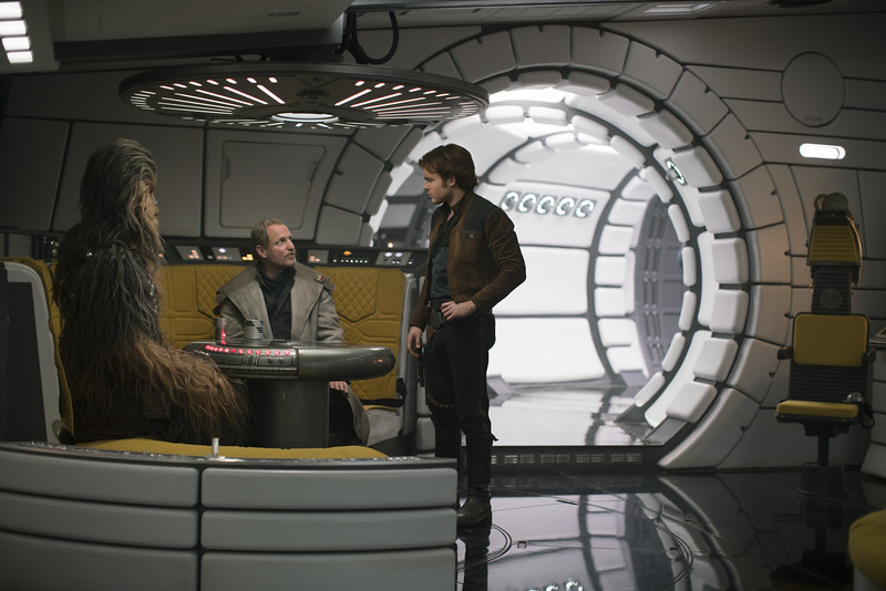 Feel the grips of the Empire like never before in new SOLO featurette