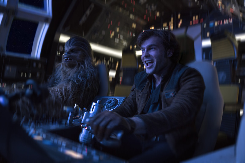SPOILER-FREE – SOLO: A STAR WARS STORY soars, hitting all the right notes