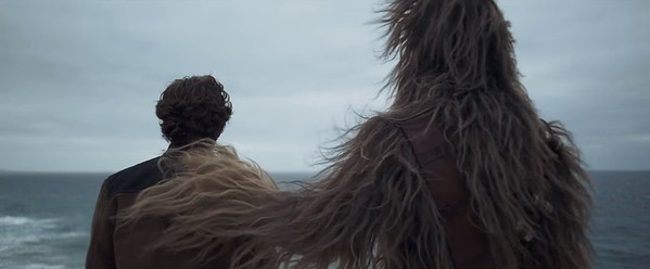 SOLO first trailer finally lands!!!