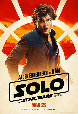 SOLO solo character posters debut