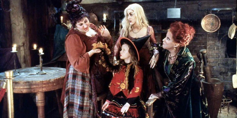 HOCUS POCUS and NIGHTMARE BEFORE CHRISTMAS will thrill guests this October at El Capitan Theatre