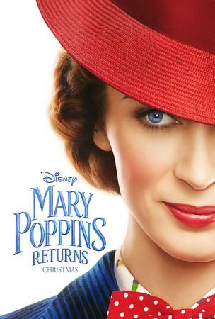 MARY POPPINS RETURNS teaser trailer debuts