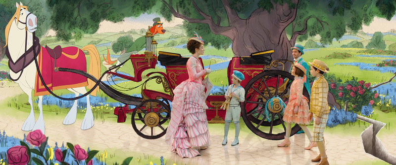 The Story Continues… new featurette unveiled for MARY POPPINS RETURNS