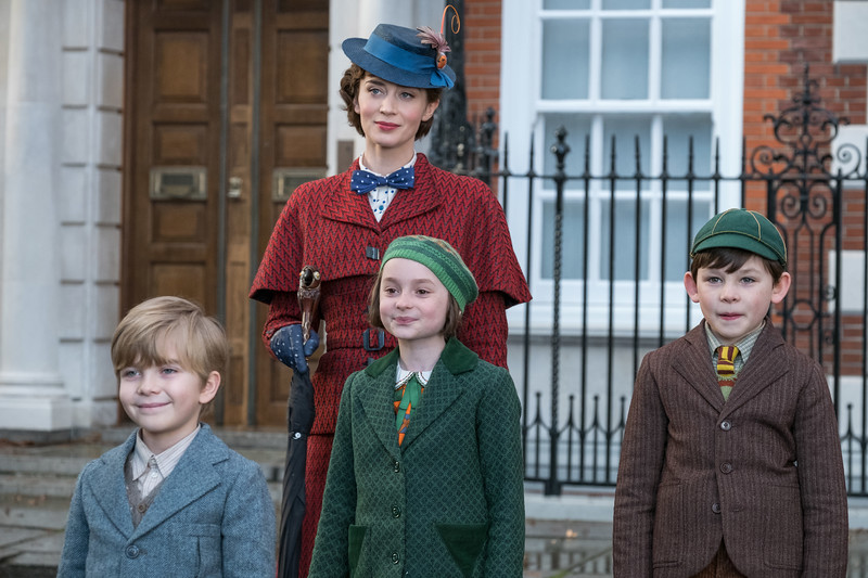 REVIEW: MARY POPPINS RETURNS is the practically perfect medicine 2018 needs