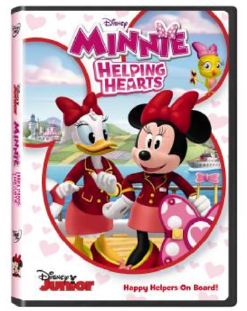 MOM'S REVIEW: Minnie and Daisy Are On The Way To Save The Day Again In MINNIE: HELPING HEARTS!