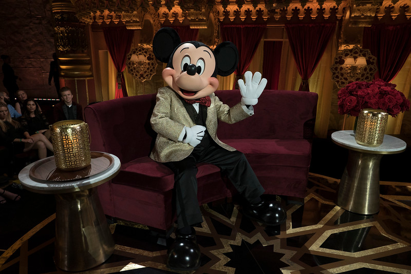Mickey Mouse goes all out to celebrate #Mickey90 anniversary with taped special