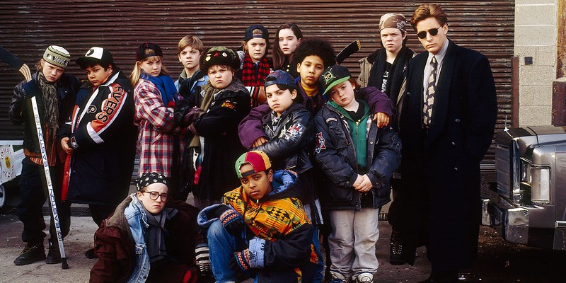 THE MIGHTY DUCKS at El Capitan Theatre with cast appearances for Throwback Thursday