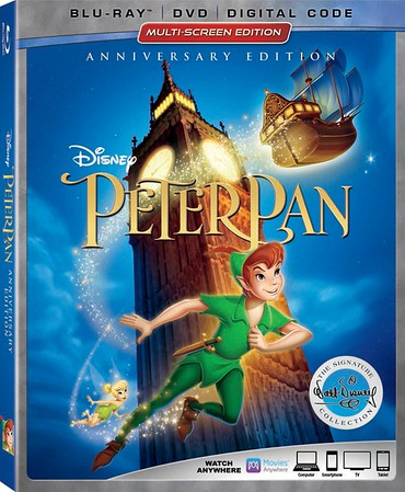 Think of all the joy you'll find: PETER PAN to join Walt Disney Signature Collection