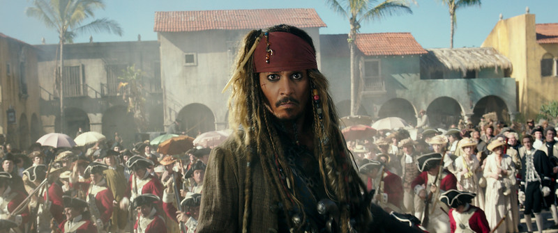 Enter now for your chance to win PIRATES OF THE CARIBBEAN: DEAD MEN TELL NO TALES Digital Copy!
