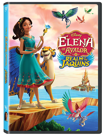 MOM'S REVIEW: ELENA OF AVALOR: REALM OF THE JAQUINS Breathes New Life Into The Show