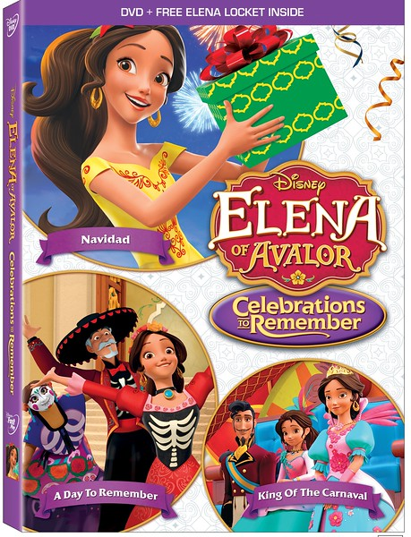 'Elena of Avalor: Celebrations to Remember' coming to DVD September 12