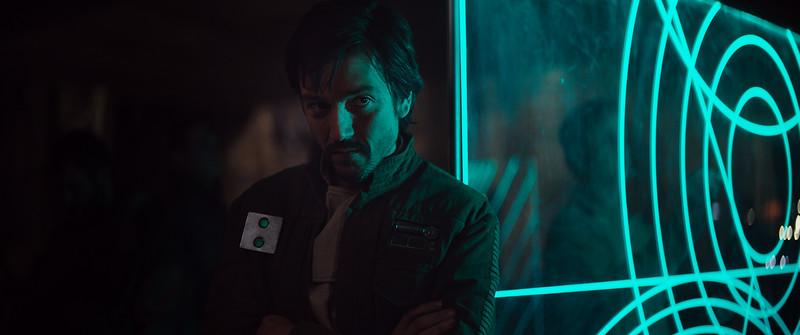 Rogue One: A Star Wars Story<br /> <br /> (Diego Luna)<br /> <br /> Ph: Film Frame<br /> <br /> ©Lucasfilm LFL