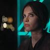 Rogue One: A Star Wars Story<br /> <br /> (Felicity Jones)<br /> <br /> Ph: Film Frame<br /> <br /> ©Lucasfilm LFL