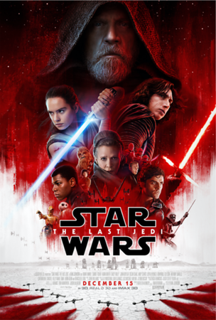 WATCH: New trailer for STAR WARS: THE LAST JEDI, plus posters and tickets now available