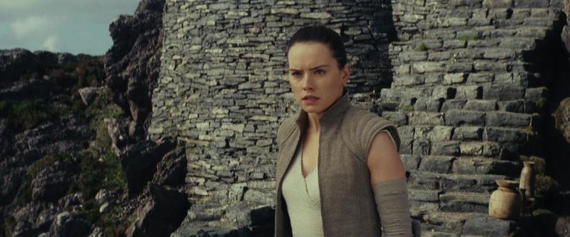 Sitting down with the cast of STAR WARS: THE LAST JEDI