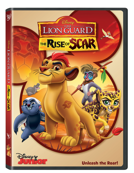 REVIEW: THE RISE OF SCAR comes home