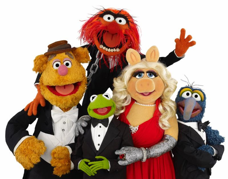 It's time to play the music, It's time to light the lights, It's time to meet the Muppets at the Hollywood Bowl!