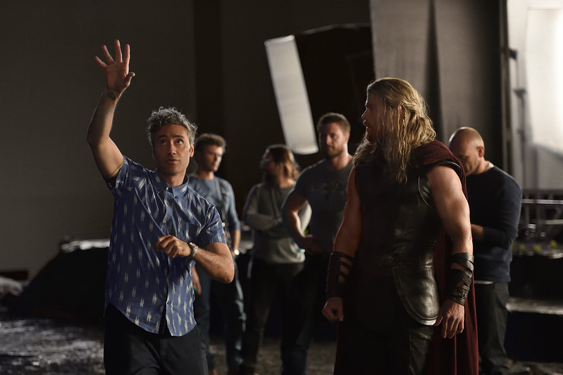 Behind the scenes look at THOR: RAGNAROK