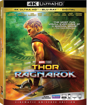 THOR: RAGNAROK your world at home from February 20