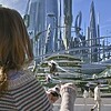 Disney's TOMORROWLAND<br /> <br /> Casey (Britt Robertson) <br /> <br /> Ph: Film Frame<br /> <br /> ©Disney 2015