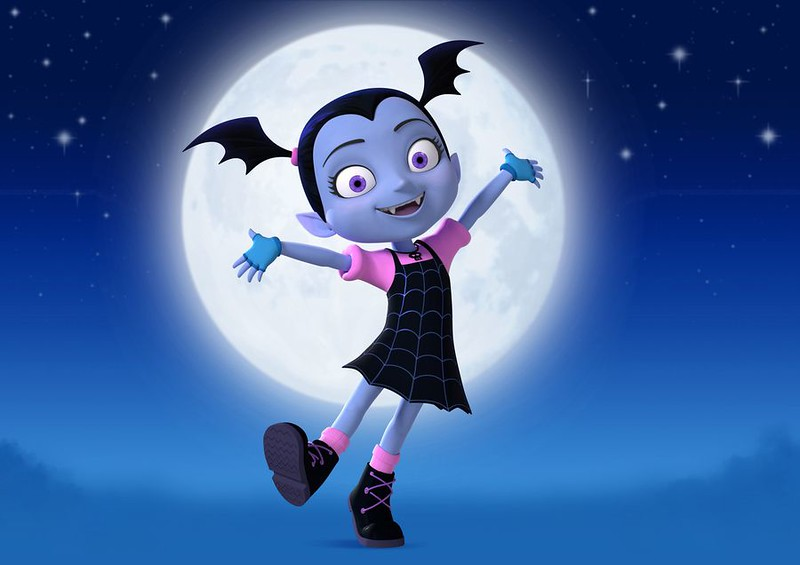 VAMPIRINA series to debut October 1 on Disney Channel and Disney Junior and in theaters this Halloween