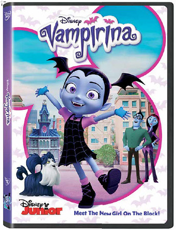 MOM'S REVIEW: Vampirina offers seasonal charm for young viewers