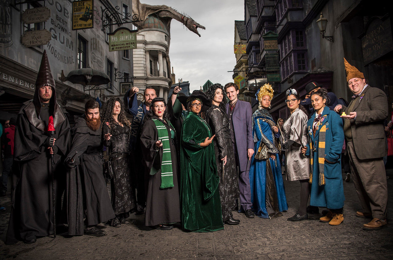 Final lineup announcements for this weekend's A CELEBRATION OF HARRY POTTER event