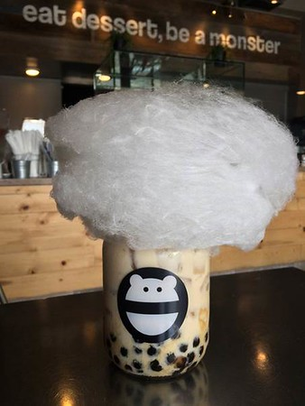 POKE BAR restaurant and MINI MONSTER tea and boba shop bring fresh options to Universal CityWalk Hollywood