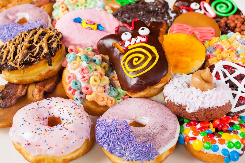 Universal Studios Hollywood is READY for National Doughnut Day