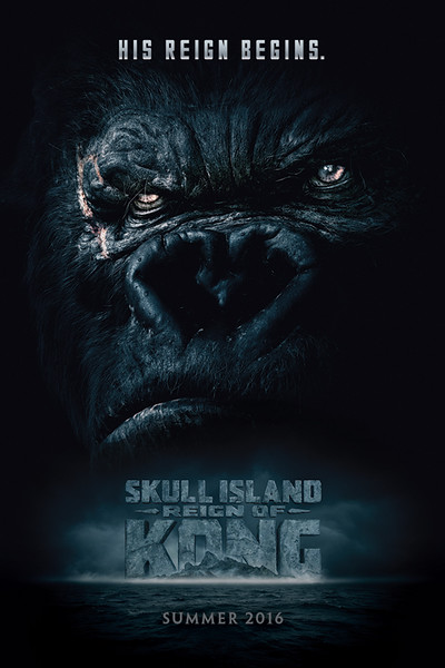 Skull Island - Reign of Kong, poster