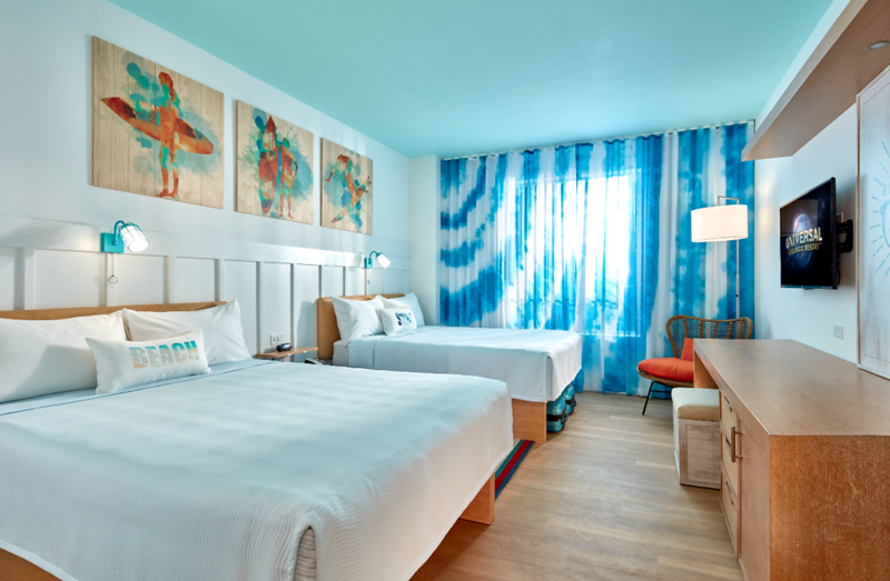 LOOK: Less than $100/night in 2019, Universal's Endless Summer Resort Surfside Inn and Suites