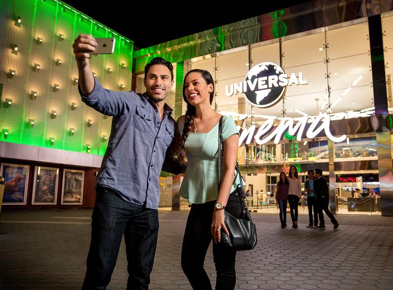 Newly renovated Universal Cinema at Universal CityWalk