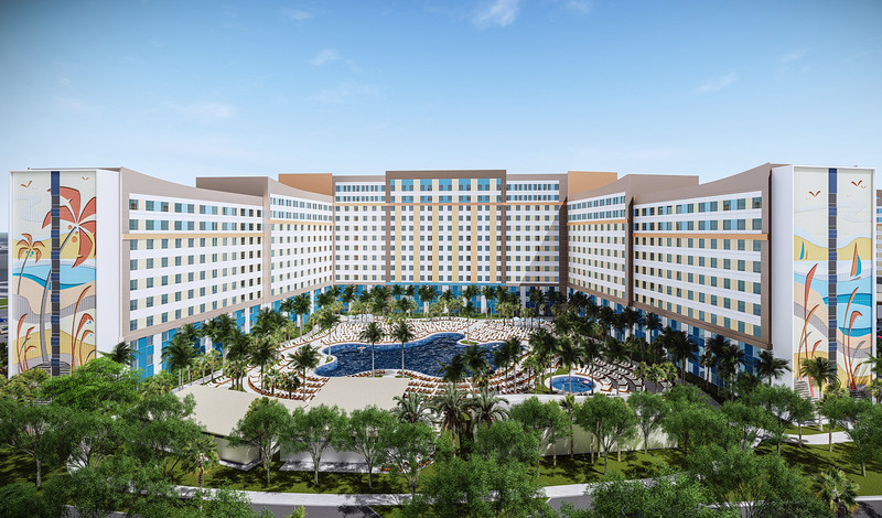 Universal Orlando Resort to build two new hotels offering something for every budget