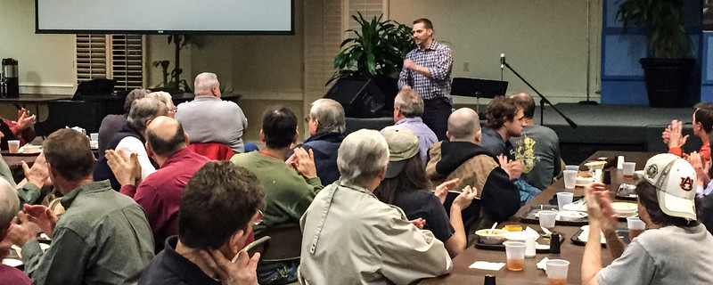 Men's Supper with Bryan Carter