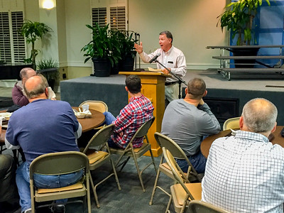 Men's Supper with Mike Turk