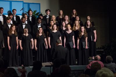 SPIRIT of Frazer 2-11-16 , Alabama Christian Academy Chorus