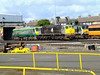 232, 088 and (8)208 at Inchicore. Staff Open Day. Sat 22.08.09