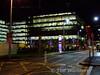 Spencer Dock Tramstop. Tues 08.12.09