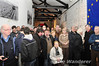 "Guests at the launch of Dr. Alan O'Rourke's ""The North Kerry Line"" book at the Lartigue Monorail Museum in Listowel. Sun 24.11.13"
