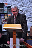 "Dr. Alan O'Rourke talks at the launch of his new book ""The North Kerry Line"" Lartigue Monorail Museum in Listowel. Sun 24.11.13"