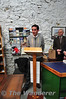 "Mayor of Listowel Cllr Jimmy Moloney at ""The North Kerry Line"" book launch. Sun 24.11.13"