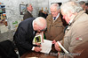 "Minister for Arts, Heritage and the Gaeltacht Jimmy Deenihan T.D signs a copy of the ""The North Kerry Line"" book. Sun 24.11.13"