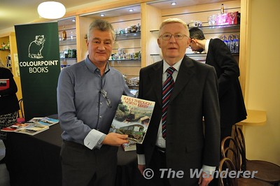 Book Launch: Rails of North Kerry by Jonathan Beaumount & Barry Carse