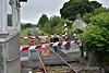 Castleconnell Level Crossing (XN160). Tues 28.08.18