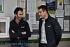 Conor Doolan and Chris Mc'Morrow at the 10th anniversary of Laois Train Care Depot. Fri 26.10.18<br /> <br /> Photo courtesy of Kieran Marshall.