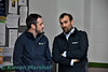 Pat O'Sullivan and Kevin Walsh at Laois Traincare Depot 10th Anniversary. Fri 26.10.18<br /> <br /> Photo courtesy of Kieran Marshall.